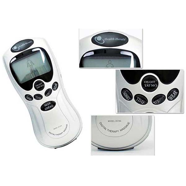 2 Máy Massage trị liệu Digital Therapy Machine SYK- 208